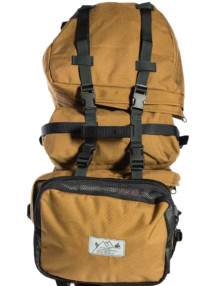 Pannier Backpack - Classic - Bronze