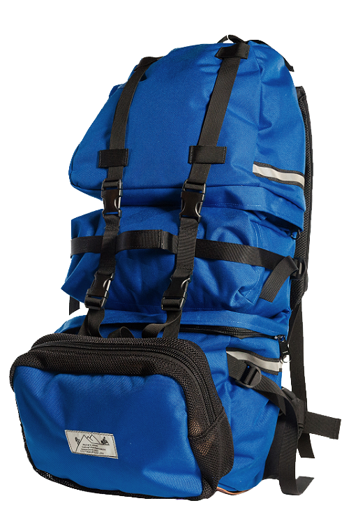Pannier Backpack - Classic - Royal Blue